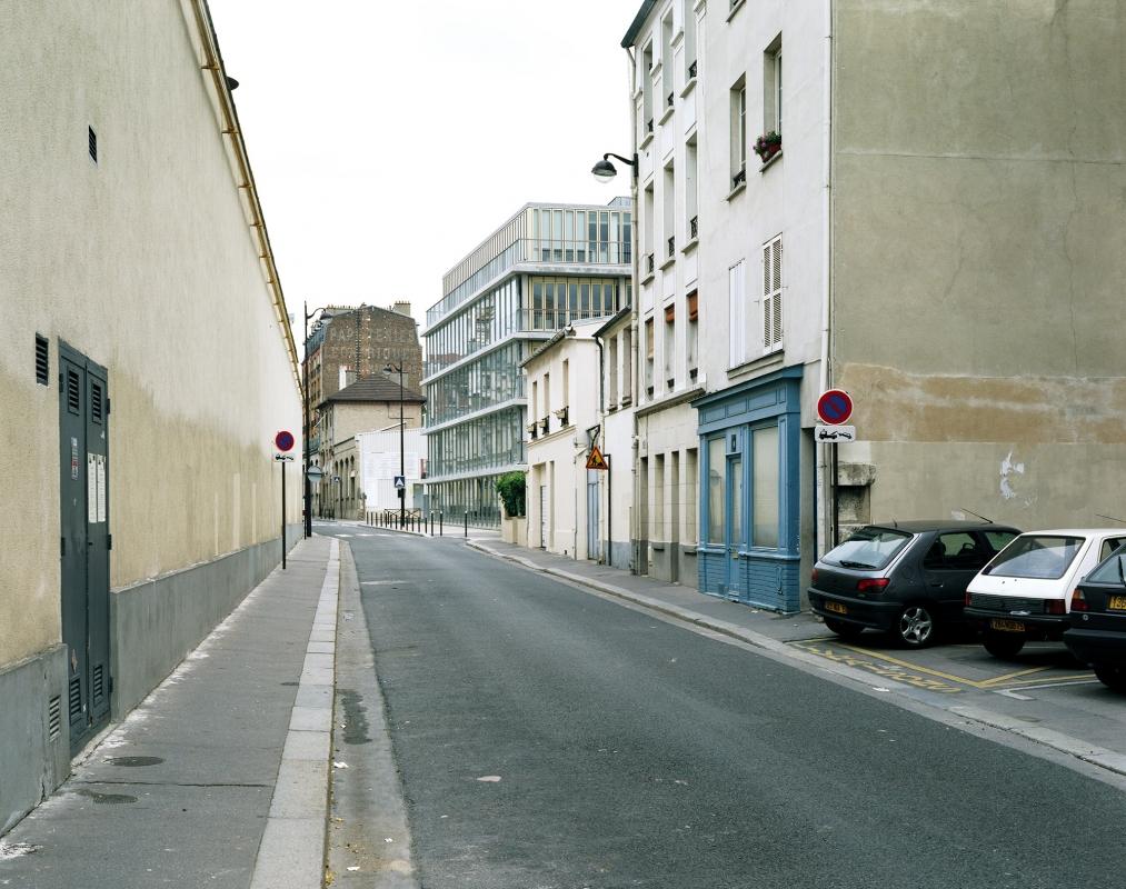 Emmanuel pinard architecture du r el photographe - Residence port saint jacques la bernerie en retz ...
